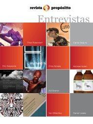 Entrevistas - Propósitto Design Gráfico