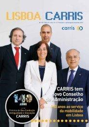 CARRIS tem novo Conselho de Administração 140 anos ao serviço ...