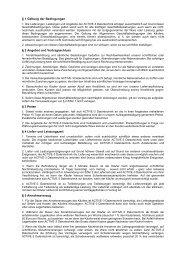 § 1 Geltung der Bedingungen § 2 Angebot und ... - active-3