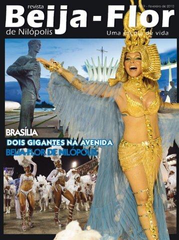 VIDA SÓ VALE SE FOR POR PRAZER - GRES Beija-Flor de Nilópolis