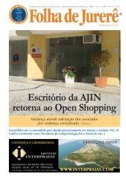 Folha de Jurerê - Nº 57 - AJIN
