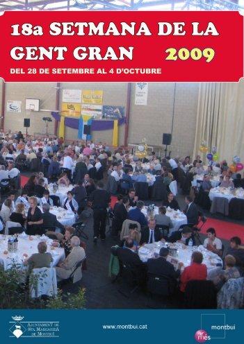 18a SETMANA DE LA GENT GRAN - Anoiadiari.cat