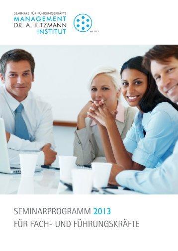 Download - Management-Institut Dr. A. Kitzmann