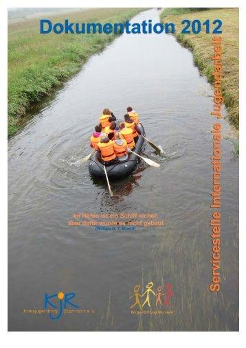 SIJ Bericht Finalm - Kreisjugendring Stormarn