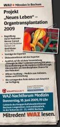 Mitreden! lesen. - Knappschaftskrankenhaus Bochum