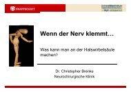 Dr. Christopher Brenke