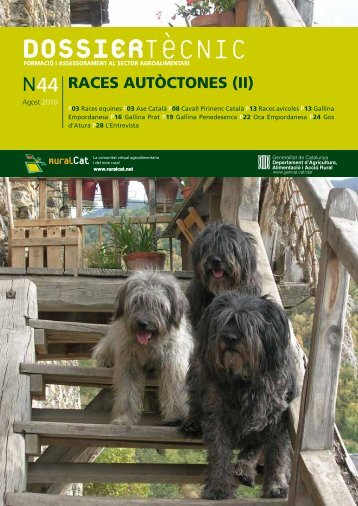 PDF 666kb - Races Domèstiques Autòctones de Catalunya ...