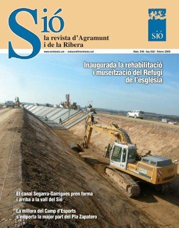 Febrer - Revista Sió
