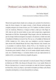 Professor Luis Andrés Ribeiro de Oliveira - Faculdade de Medicina ...