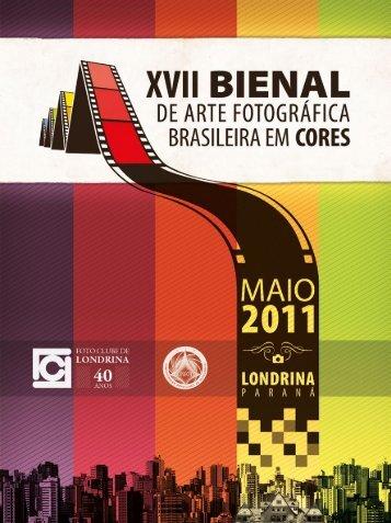 Catálogo (formato pdf - 6.580 KB) - Foto Clube de Londrina
