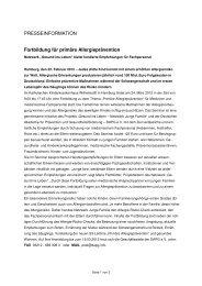 erfahren Sie mehr (PDF). - Kinderkrankenhaus Wilhelmstift