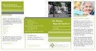 St. Marien Haus für Senioren - Katholische Kliniken im Kreis Kleve