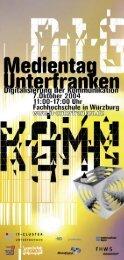 offizieller Flyer zum Medientag (pdf 1.704 kb) - K&K Software AG