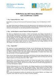 Reisebericht von Otto Glaser (pdf) - KKV Hansa München