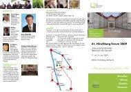 Networking der fürstlichen Art - KKV Hansa München