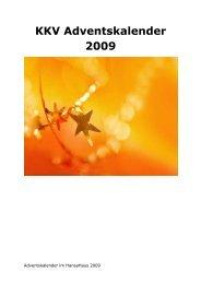 Der Gesamte Adventskalender als pdf-Datei - KKV Hansa München
