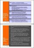 • Das Zusammenspiel der verschiedenen Planungs- und ... - Klaerle - Seite 2