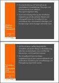 • Das Zusammenspiel der verschiedenen Planungs- und ... - Klaerle - Seite 6