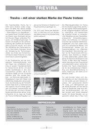 Trevira KT 01/02 2013 - klartext.de