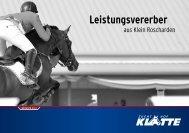 Katalog - Zuchthof Klatte