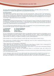 Ausdruck als pdf-Datei - Klaus-Groth-Schule