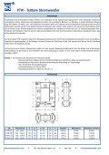 PTW Teilbare Stromwandler - Seite 2