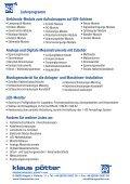Ergänzungskomponenten für die Messtechnik - Seite 2