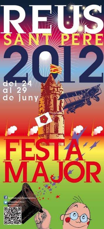 Programa Festa Major de Sant Pere - Tinet
