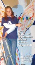 Offene Kinder- und Jugendarbeit in Bonn - Das JAP