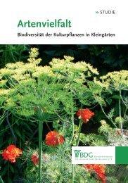 Artenvielfalt - Bundesverband Deutscher Gartenfreunde e.V.