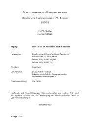 176 - Bundesverband Deutscher Gartenfreunde e. V.