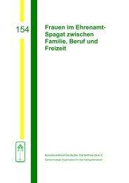 154 - Bundesverband Deutscher Gartenfreunde e. V.