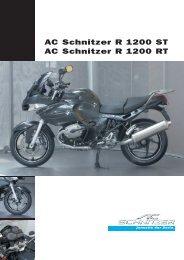 AC Schnitzer R 1200 ST AC Schnitzer R 1200 RT
