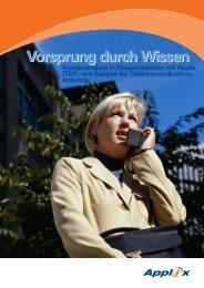 Vorsprung durch Wissen - Klesse & Co.