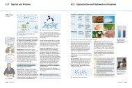 4.22 Eigenschaften und Nachweis von Proteinen 4.21 Peptide und ...