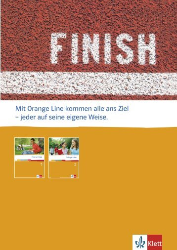Differenzierung Orange Line - Ernst Klett Verlag