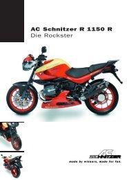 AC Schnitzer R 1150 R Die Rockster