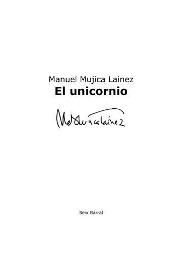 El unicornio - Lengua, Literatura y Comunicación Cuarto año