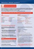 ABFALLKALENDER 2013 - in Kleve - Seite 6