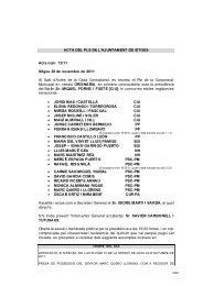 Acta núm. 13 Ple de data 28 de - Ajuntament de Sitges