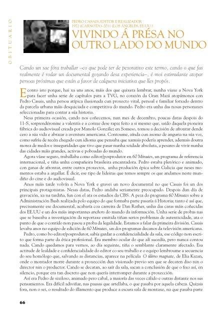 CADEMIA UDIOVISUAL - Academia Galega do Audiovisual