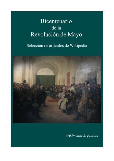 Bicentenario Revolución de Mayo - upload wikimedia