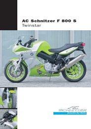 AC Schnitzer F 800 S Twinstar