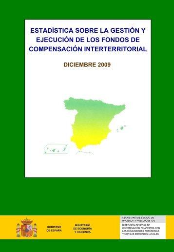 Año 2009 - Ministerio de Hacienda y Administraciones Públicas