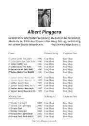 Albert Pinggera (NDL) - Klingspor Museum