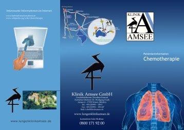 Chemotherapie - Klinik Amsee