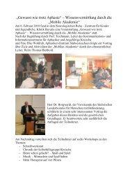 Mobile Akademie - Klinik Bavaria