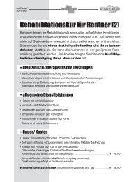 Anmeldungsformular - Klinik Bavaria