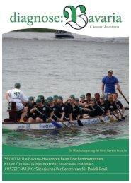 Die Bavaria-Havaristen beim Drachenbootrennen ... - Klinik Bavaria