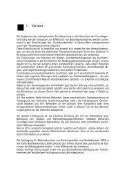 Sucht und psychiatrische Komorbidität - Klinik Bad Blankenburg